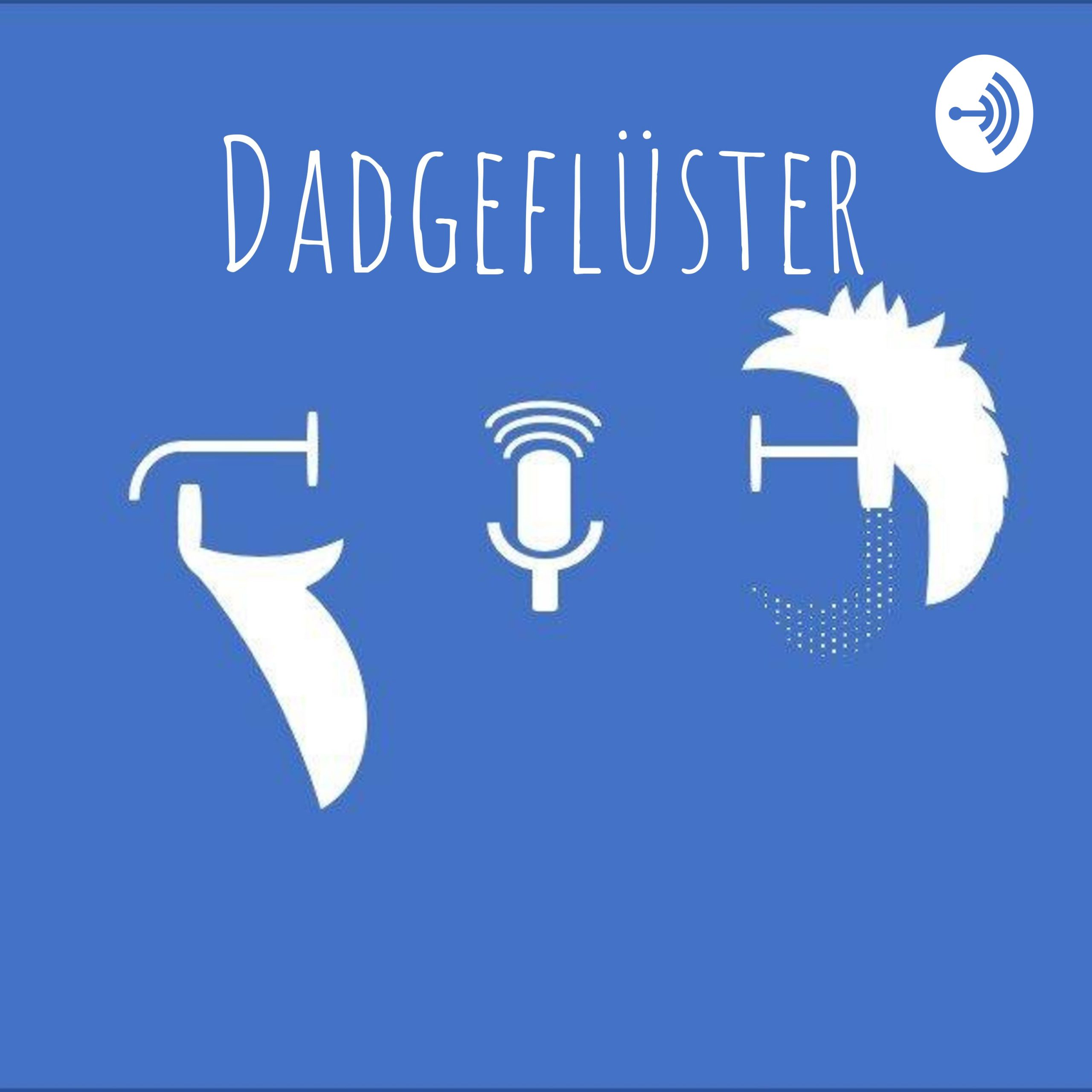 Logo for Dadgeflüster